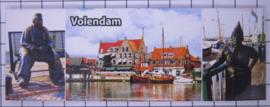 10 stuks koelkastmagneet  Volendam holland P_NH4.0022