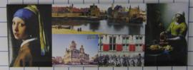 10 stuks koelkastmagneet Delft P_ZH5.0013