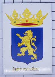 10 stuks koelkastmagneet Leeuwarden N_FR2.005