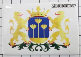 10 stuks koelkastmagneet   Zoetermeer  N_ZH13.008