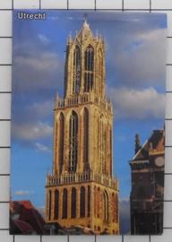 10 stuks koelkastmagneet  Utrecht N_UT1.005
