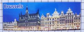 koelkastmagneet Brussels P_BX0004