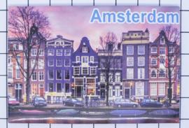 10 stuks koelkastmagneet Amsterdam  18.971