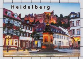 10 stuks koelkastmagneet Heidelberg N_DH012
