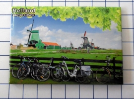 10 stuks koelkastmagneet  Holland 20.246