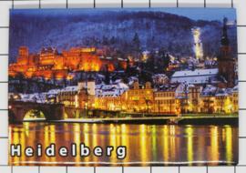 10 stuks koelkastmagneet Heidelberg N_DH001