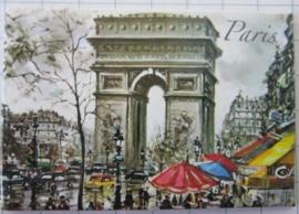 10 Magnettes Paris   MAC:10.103