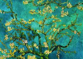 10 stuks poster op karton Vincent van Gogh amandelbloesem POS-0010 posters(20.8Cm / 29.5Cm)