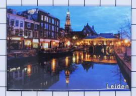 10 stuks koelkastmagneet  Leiden N_ZH6.004