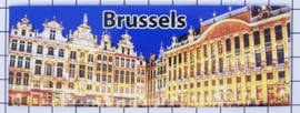koelkastmagneet Brussels P_BX0008