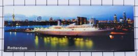 10 stuks koelkastmagneet Rotterdam MAC:P_ZH1.0006
