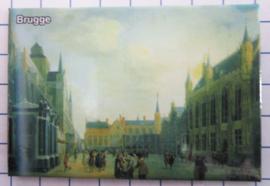 koelkastmagneten Brugge N_BB102