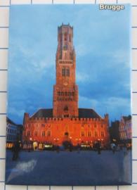 koelkastmagneten Brugge N_BB130