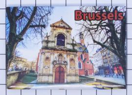 koelkastmagneet Brussels N_BX028