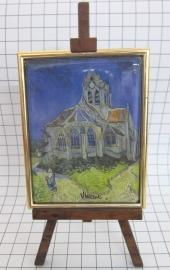 SCH042 schildersezel 16 cm van Gogh