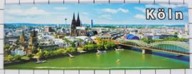10 stuks koelkastmagneet Köln P_DK0003