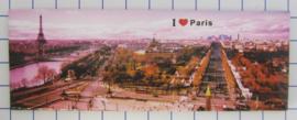 10 Magnettes Paris Mac:11.039