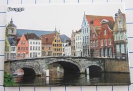koelkastmagneten Brugge N_BB118