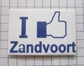 10 stuks koelkastmagneet I like Zandvoort N_NH8.502