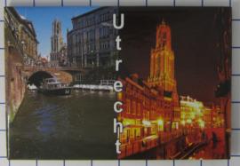 10 stuks koelkastmagneet  Utrecht N_UT1.021