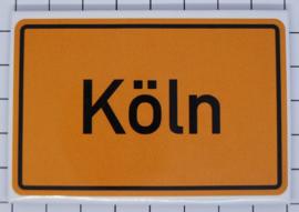 10 stuks koelkastmagneet Köln N_DK005