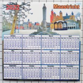10 stuks Mega koelkastmagneet Maastricht MEGA_V_LI1.005