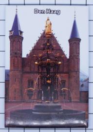 10 stuks  koelkastmagneet Den Haag Holland   N_ZH3.026