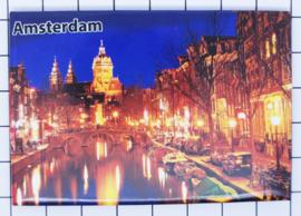 10 stuks koelkastmagneet Amsterdam  18.994