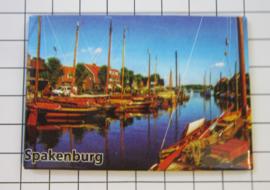 10 stuks koelkastmagneet  Sparkenburg N_UT3.002