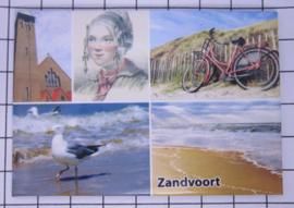 10 stuks koelkastmagneet  Zandvoort  N_NH8.504