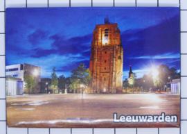 10 stuks koelkastmagneet Leeuwarden N_FR2.006