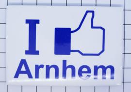 10 stuks koelkastmagneet I like Arnhem N_GE2.009