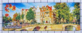 10 stuks koelkastmagneet Amsterdam  22.012