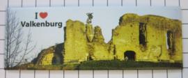 10 stuks koelkastmagneet Valkenburg  panorama  P_LI2.0004