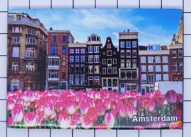10 stuks koelkastmagneet Amsterdam 19.021