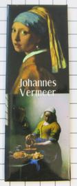 10 stuks koelkastmagneet Johannes Vermeer  MAC:21.301