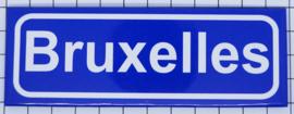 koelkastmagneet Brussels P_BX0016