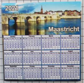 10 stuks Mega koelkastmagneet Maastricht MEGA_V_LI1.002