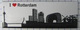 10 stuks koelkastmagneet Rotterdam P_ZH1.0007a