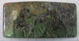 Haarspeld rechthoek Irissen van Gogh HAR 209