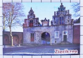 10 stuks koelkastmagneet Zierikzee  Zeeland N_ZE6.009