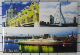 10 stuks koelkastmagneet Rotterdam N_ZH1.030