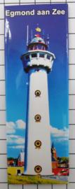 10 stuks koelkastmagneet  Egmond aan Zee P_NH15.0003
