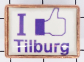 PIN_NB2.251 pin I like Tilburg