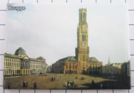 koelkastmagneten Brugge N_BB101