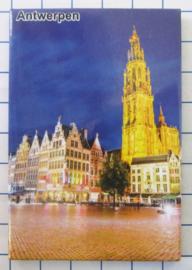koelkastmagneten Antwerpen N_BA004