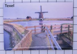 10 stuks koelkastmagneet  Texel  N_NH3.004
