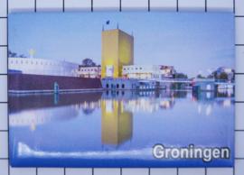 10 stuks koelkastmagneet  provincie Groningen N_GR1.013