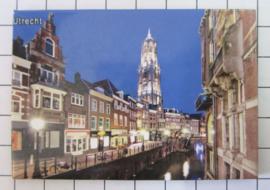 10 stuks koelkastmagneet  Utrecht N_UT1.003
