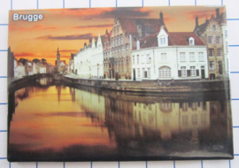 koelkastmagneten Brugge N_BB111